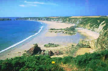 Marloes Sands - one of the finest beaches in the UK